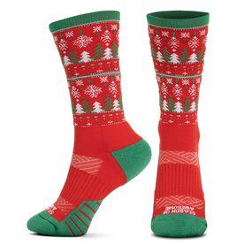 Socrates® Mid-Calf Performance Socks - Season Of Awesome