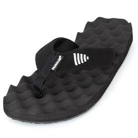 PR SOLES® Recovery Flip Flops - Black