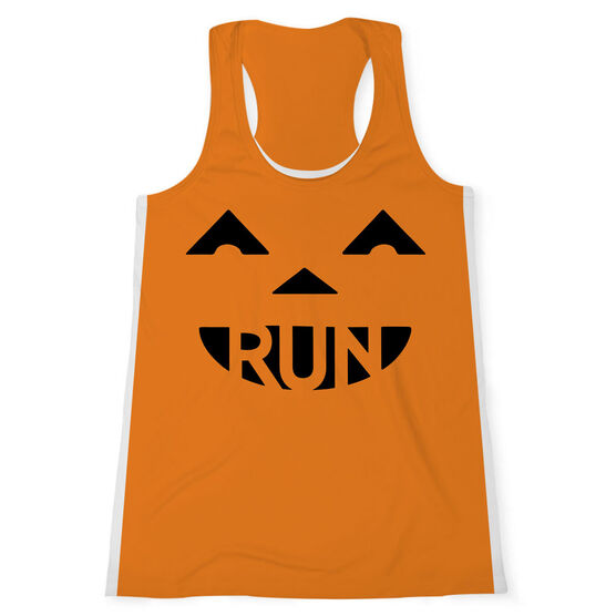 Women's Performance Tank Top - Pumpkin Run