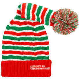 Running Knit Hat - Elf