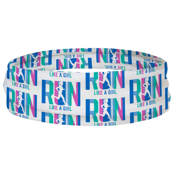 Running Multifunctional Headwear - Run Like A Girl RokBAND