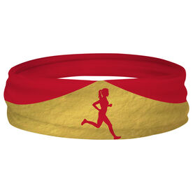 Running Multifunctional Headwear - Runner Woman RokBAND