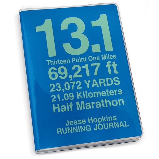 GoneForaRun Running Journal - 13.1 Math Miles