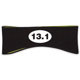 Running Reversible Performance Headband 13.1 Euro Style