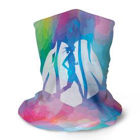 Running Multifunctional Headwear - Love the Run Watercolor RokBAND