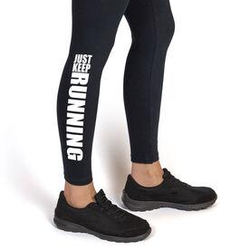 Running Leggings Just Keep Running
