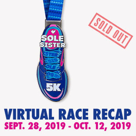 Virtual Race - Sole Sister 5K (2019)