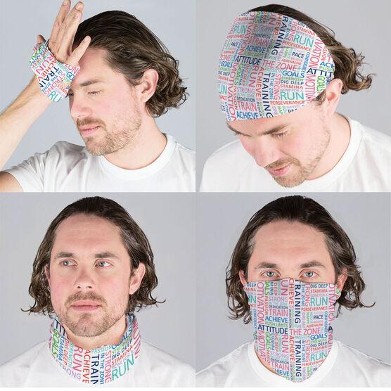 Running Multifunctional Headwear - Motivation RokBAND