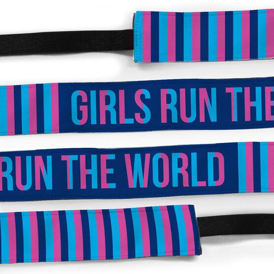 Running Juliband No-Slip Headband - Girls Run The World