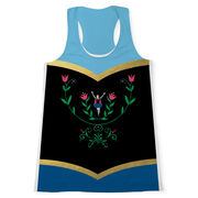 Women's Performance Tank Top - Sister Princess