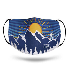 Hiking Face Mask - Take A Hike
