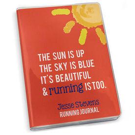 GoneForaRun Running Journal The Sun Is Up