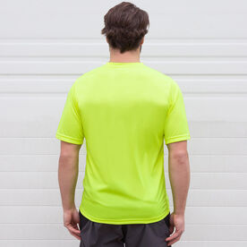 Men's Running Short Sleeve Tech Tee - RUNNERD