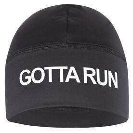 Run Technology Beanie Performance Hat - Gotta Run
