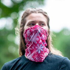 Multifunctional Headwear - Flowering Pink RokBAND