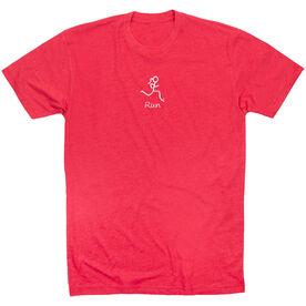 Running Short Sleeve T-Shirt - Run Girl