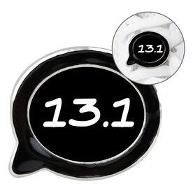 Running Shoelace Charm - 13.1