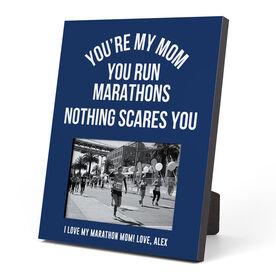 Running Photo Frame - You're My Mom You Run Marathons