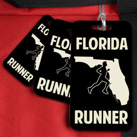 Bag/Luggage Tag Florida State Runner Male