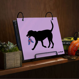 BibFOLIO® Race Bib Album - Rex the Running Dog
