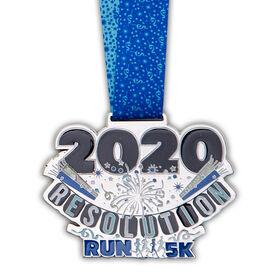 Virtual Race - Resolution Run 5K (2020)