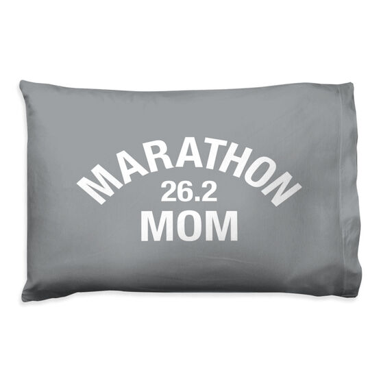 Running Pillow Case - Marathon 26.2 Mom