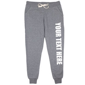 Women's Joggers - Your Text