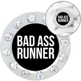 Running Shoelace Charm - Bad Ass Runner