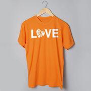 Running Short Sleeve T-Shirt - Love Run