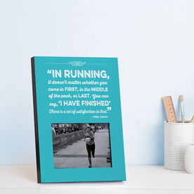Running Photo Frame - In Running