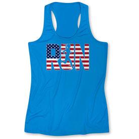 Women's Performance Tank Top - Run Girl USA