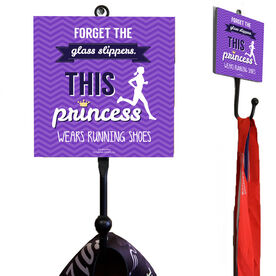 Medal Hook Forget The Glass Slippers This Princess Wears Running Shoes
