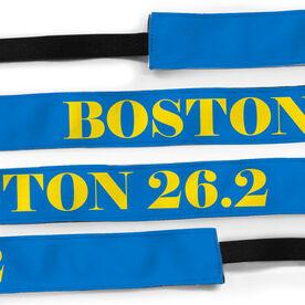 Running Juliband No-Slip Headband - Boston 26.2
