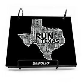 Texas State Runner BibFOLIO