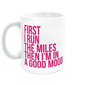 Running Coffee Mug - Then I'm In A Good Mood