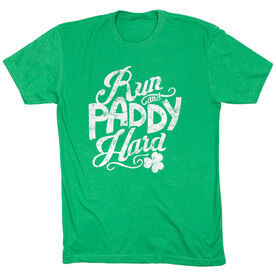 Running Short Sleeve T-Shirt - Run and Paddy