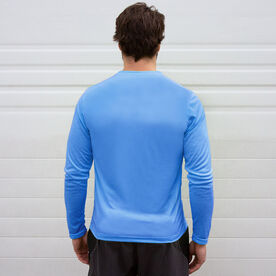 Men's Running Long Sleeve Tech Tee - Daily Routine