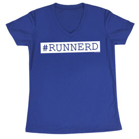 Women's Running Short Sleeve Tech Tee Runnerd