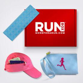 RUNBOX #5 - RUNBOX Gift Set - Be Mine Finish Line