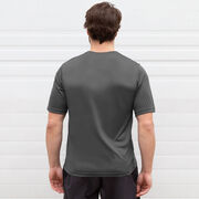 Running Short Sleeve Performance Tee - Don't Limit Your Challenges