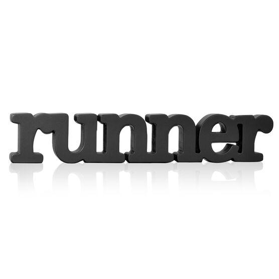 Runner Wood Words