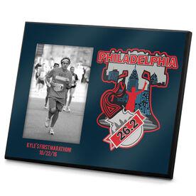 Running Photo Frame 26.2 Philadelphia Liberty Bell