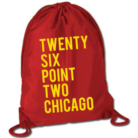Running Sport Pack Cinch Sack Twenty Six Point Two Chicago