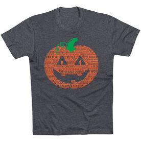 Running Short Sleeve T-Shirt - PR Pumpkin Race