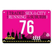 Virtual Race - I Traded Sex in the City for Running in the Suburbs 5K (2021)