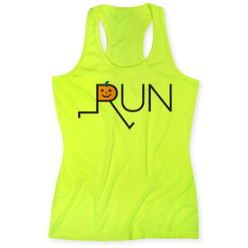 Women's Performance Tank Top - Let's Run For Jack