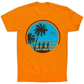 Running Short Sleeve T-Shirt - Retro Run