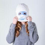 Happy Hatter Yeti Beanie Hat & Mask