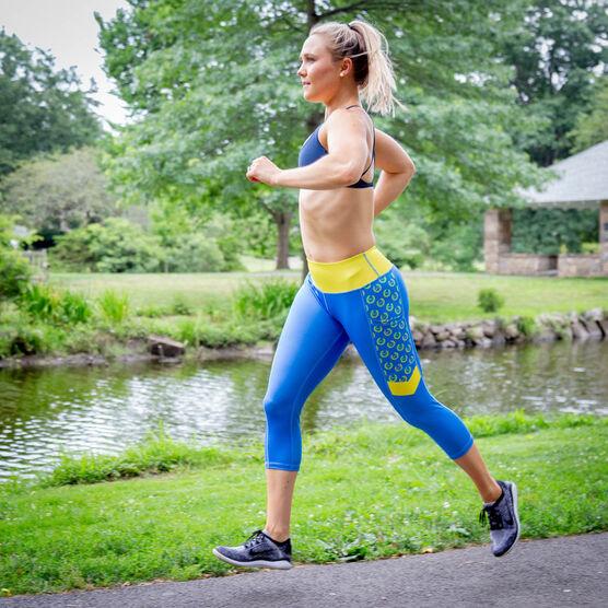 Running Performance Capris - Run Boston