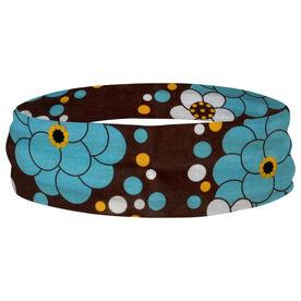 Multifunctional Headwear - Flower Dots RokBAND